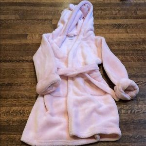 GAP Pajamas - Baby Gap fleece bear robe